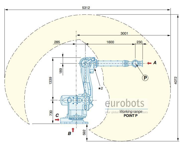 Robot Used Up165 100 Eurobots