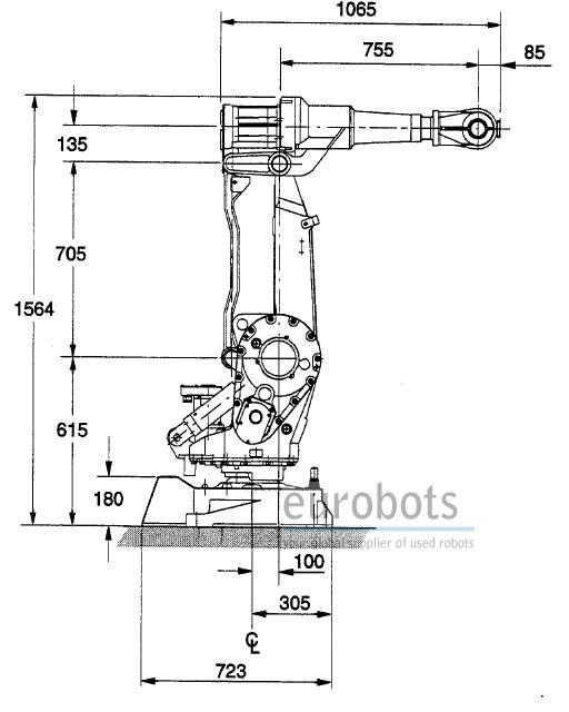 Abb Irb 2400 M96 Eurobots