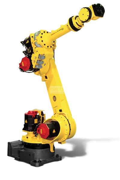 Robot Used Fanuc R 1000ia 80f With R30ib Controller