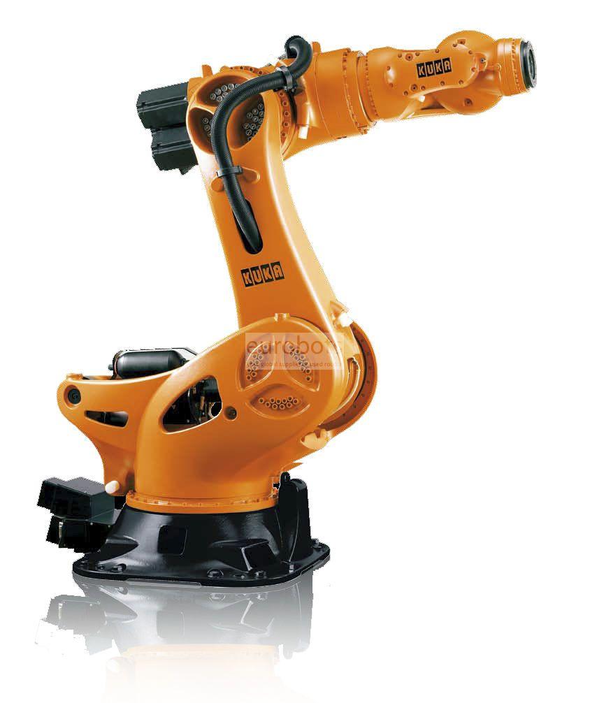 Kuka Kr 1000 L750 Titan F Used Robot Eurobots