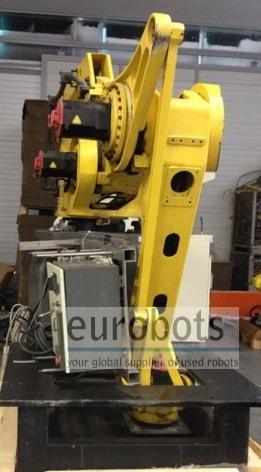Robot Fanuc M 410ib 450 Paletleme Rj3ib Eurobots