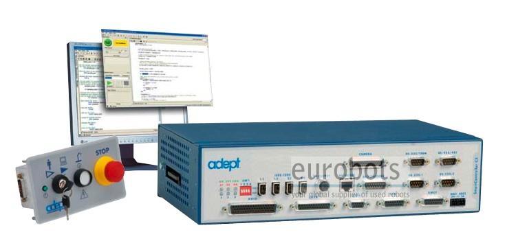 Adept Viper S850 | Eurobots