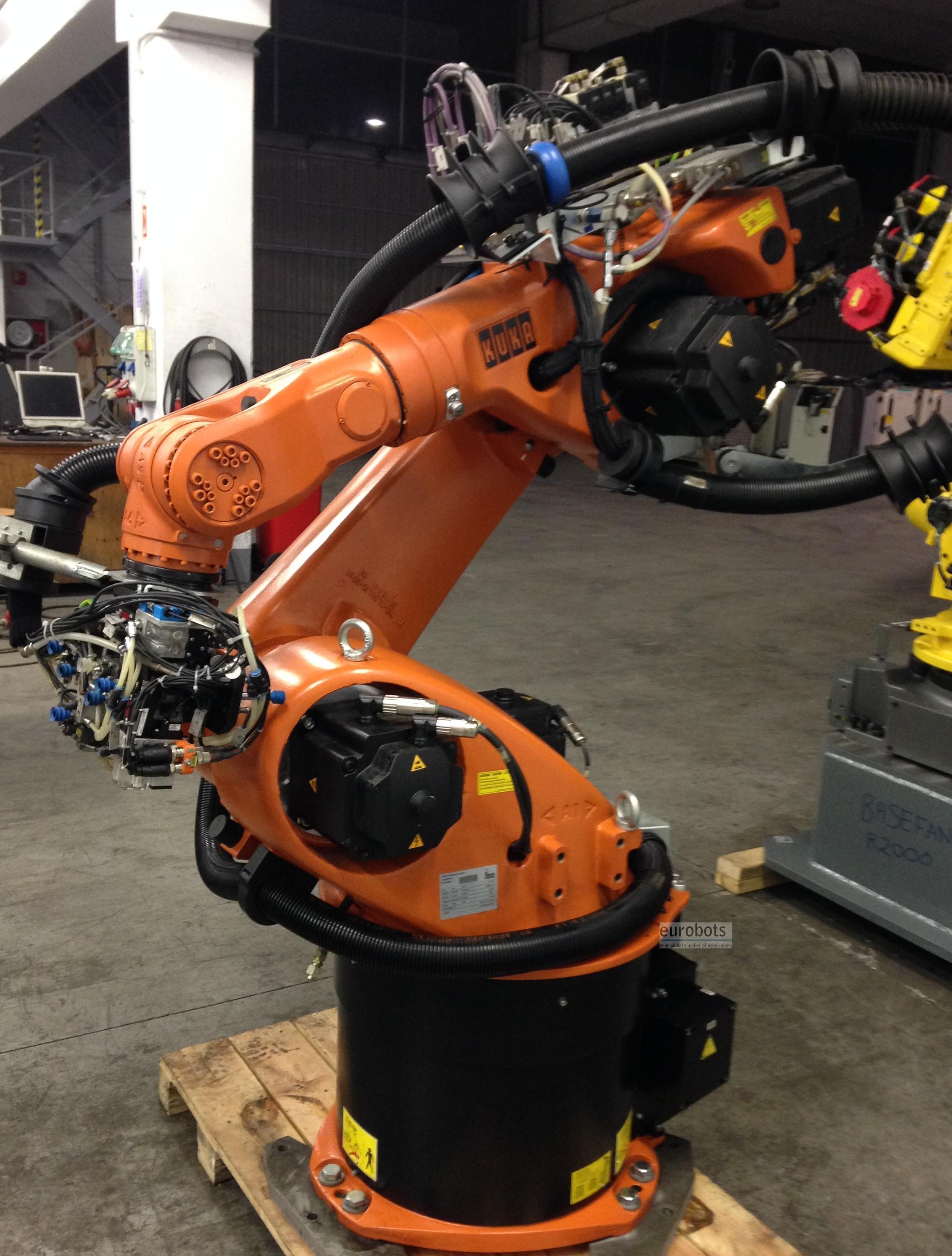 Used Robot Kr60 3 Eurobots