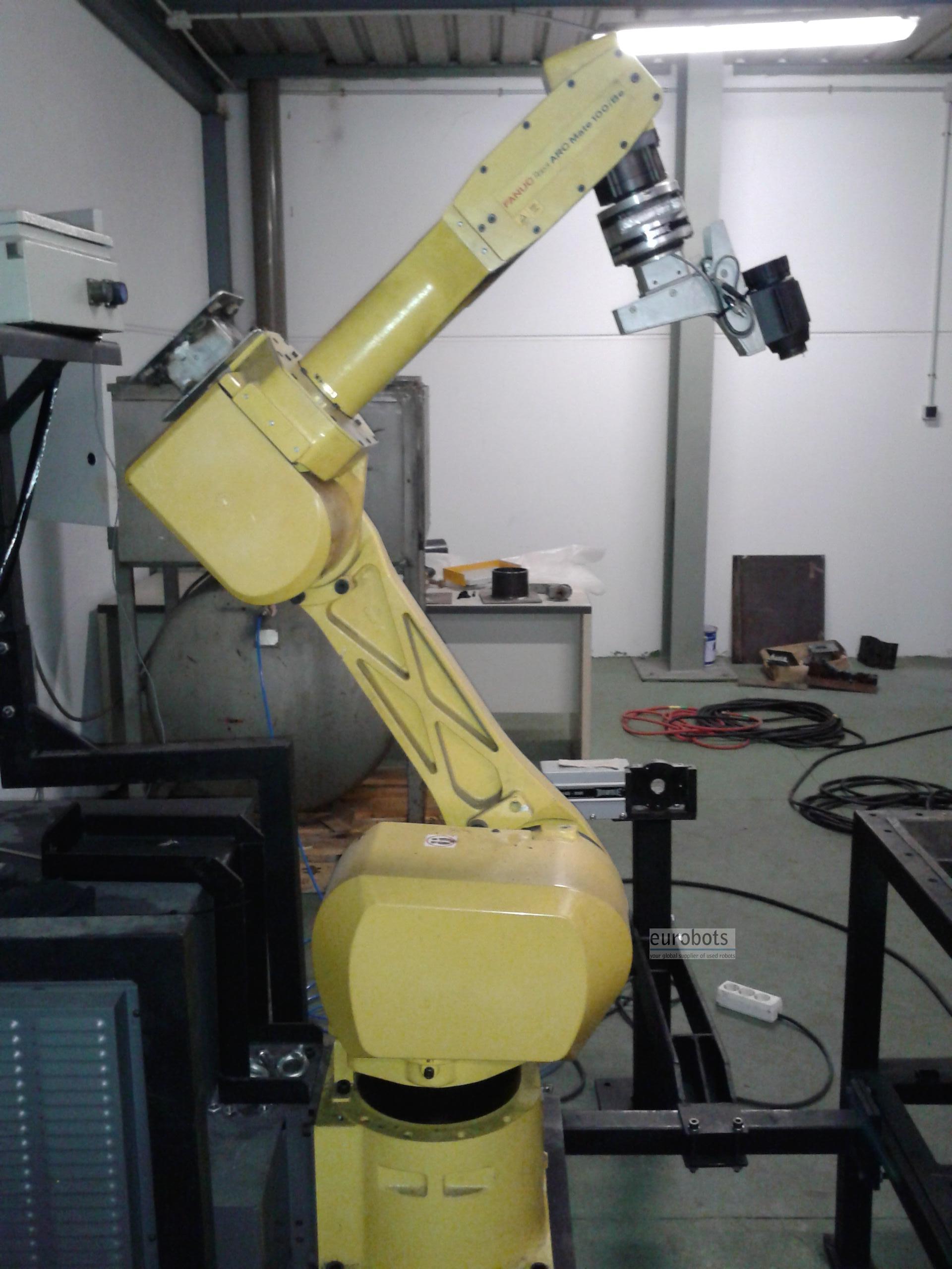 Fanuc Refurbished Arcmate 100ib Eurobots