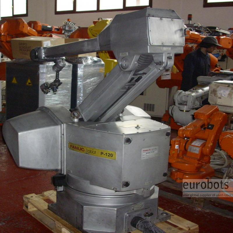 Fanuc - P-120 Paint | Eurobots
