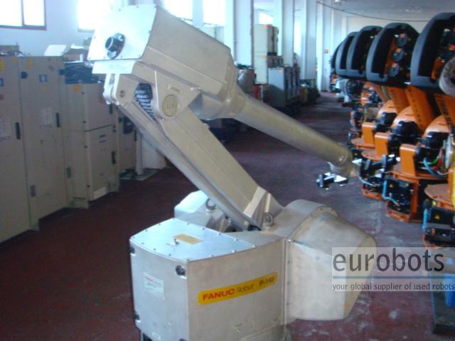 Fanuc P-145 Paint | Eurobots