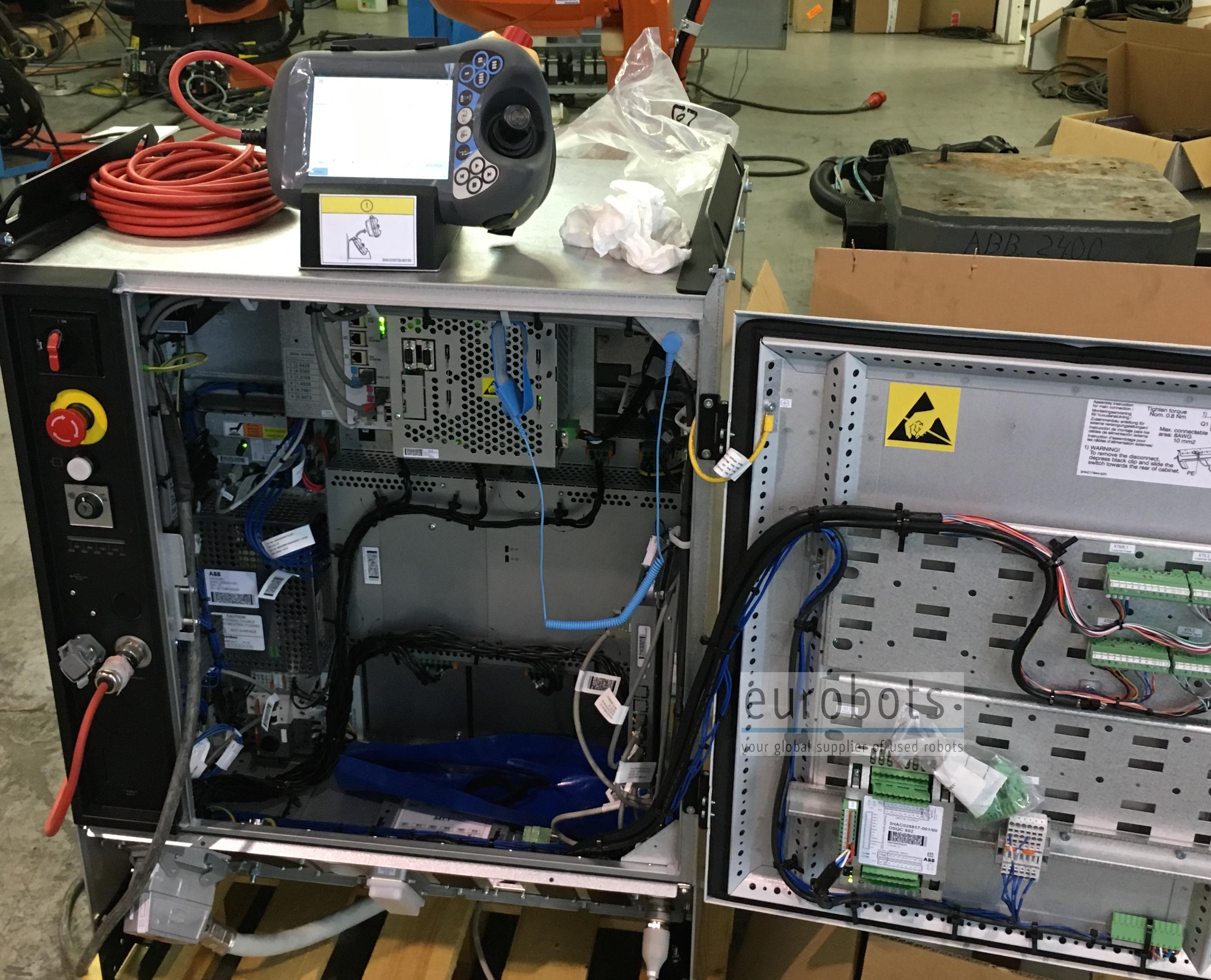 Abb Irc5 M2004 Wiring Diagram 29 Images Ach550 Det 280 Control Irb 2600 Foundry Plus Renovated Eurobots At