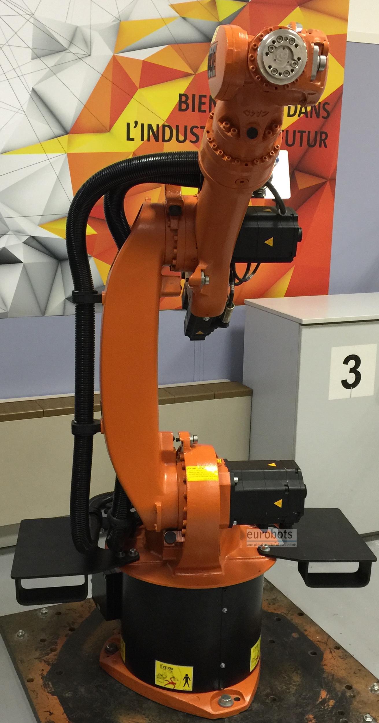 Used robot KR 16-3 S | Eurobots