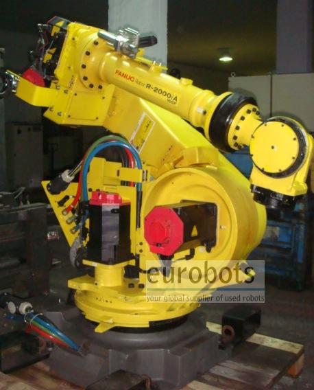 Fanuc R 2000ia 165f Eurobots