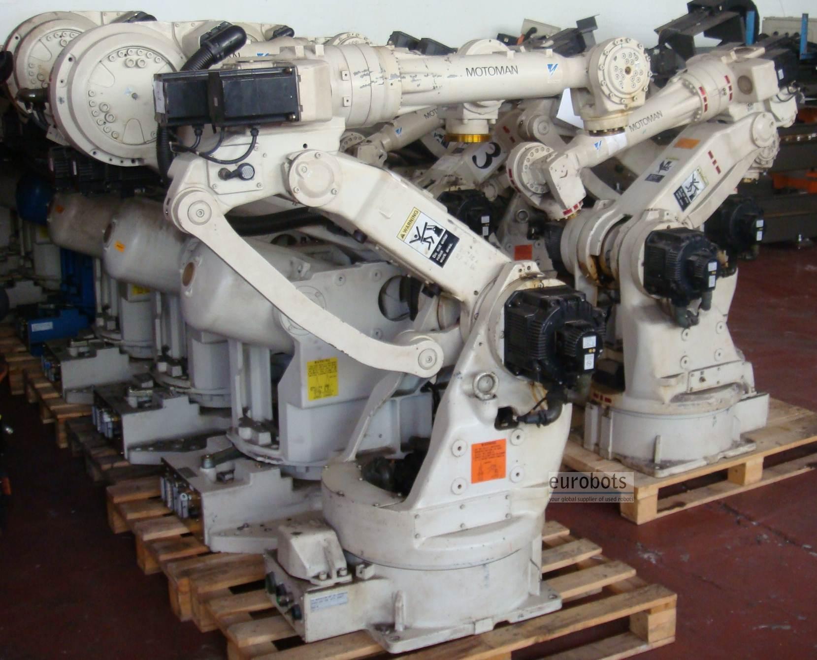 Motoman Sk45 Eurobots