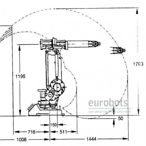 mtb 750 irbp 750k konumlay c l abb irb1400 ikiz robot. Black Bedroom Furniture Sets. Home Design Ideas