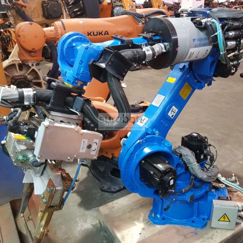 Used Motoman Robots, Industrial Robotics Systems | Eurobots