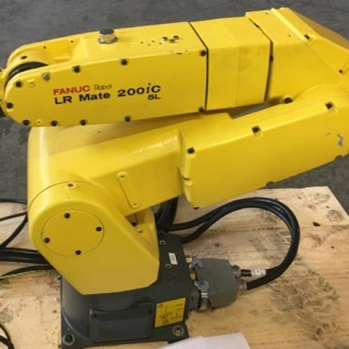 Fanuc Robot, Used Fanuc Robots, Industrial Robotics Systems   Eurobots