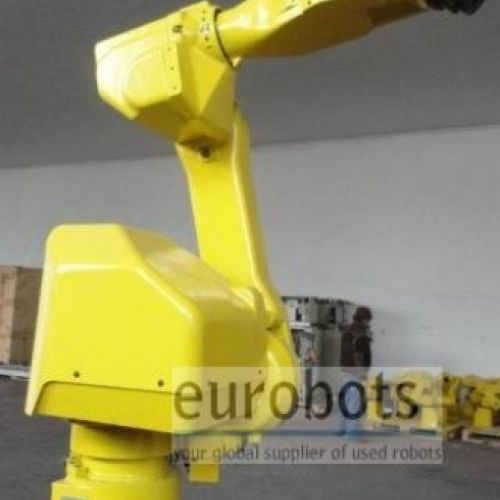 RJ series from Fanuc - used robots, used industrial robots   Eurobots