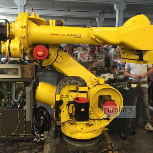 RJ3iB series from Fanuc - used robots, used industrial robots   Eurobots
